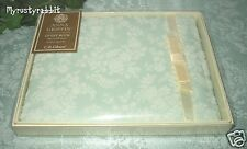 Anna Griffin Wedding Guest Book - Georgette - Green - CR Gibson - NEW
