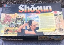 MB Brettspiel Shogun Samurai Swords MB Gamemaster Series deutsche Anleitung