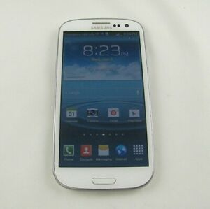 Samsung SGH-i747 Galaxy S3 AT&T Smartphone  GOOD (White)