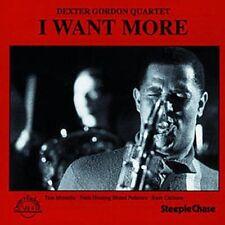 Dexter Gordon - I Want More [New CD]