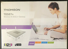 Thomson TG587n Wireless N ADSL2+ Gateway Router