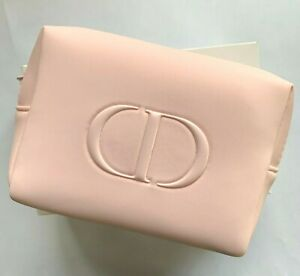 Dior cosmetic / makeup bag pouch pink RARE VIP GIFT