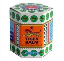 Tiger Balm White Ointment 30g/Jar (Large Jar!) FREE SHIPPING!