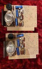 2x Vintage Neve Ba183 amplifier cards ( 1073/1272) tested