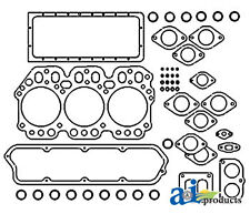 John Deere Parts GASKET SET UPPER RE38848 380,350B,350A,301A (SN 154766> W/ 3.15