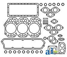 John Deere Parts GASKET SET UPPER RE38848 380,350B,350A,301A (SN 154766> W/ 3.15