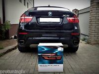 Black Line taillights for BMW E71 X6 OE LCI retrofit Tail LED Rear Light lamps