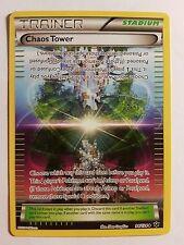 Pokemon Fates Collide Trainer Stadium Chaos Tower Card 94/124