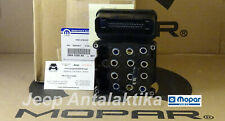 Anti-Lock Brake Module Jeep Compass / Patriot MK 08-09 68060259AA New Gen. Mopar