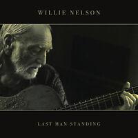 Willie Nelson - Last Man Standing  - New Vinyl LP - Pre Order 27th April
