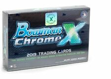 Bowman Chrome X factory sealed box StockX exclusive!!!