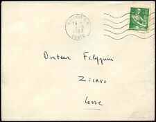 France 1962 Commercial Cover #C26210