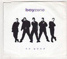 (GX285) Boyzone, So Good - 1995 CD