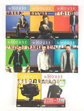 Dr House L'intégrale De La Série Saison 1 à 8 / Coffret Lot DVD (docteur)