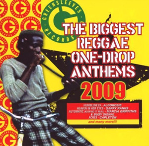Various Artists-The Biggest Reggae One- Drop Anthems 2009 (US IMPORT) CD NEW