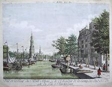 Ansichten & Landkarten von Europa aus Niederlande mit Landschaft