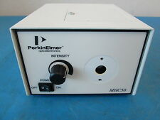PerkinElmer MHC50 Optoelectronics Continous Light Source With No Bulb