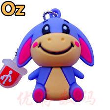 Eeyore USB Stick, 8GB 3D Quality Cartoon Donkey USB Flash Drives weirdland