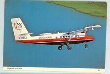 AVIATION LOGAN AIR TWIN OTTER AIRPLANE  (MP624*)