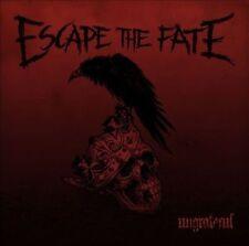 ESCAPE THE FATE-UNGRATEFUL (DLX)  CD NEW