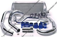 HDI HYBRID GT2 COMPLETE FRONT MOUNT INTERCOOLER KIT FITS GC8 WRX STi (96-00)-NEW
