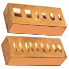 RINGS STAMPING BRASS ANVIL STAMP MARKING RING SHANK DOUBLE SIDED 15 SIZES SHAPES