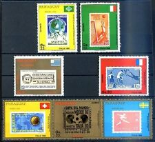 PARAGUAY - SOCCER W CUP Mi # 4242/46 Complete Set MNH VF