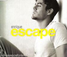 ENRIQUE IGLESIAS - Escape (UK 4 Track Enh CD Single)