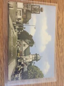 Postcard Village Centre Warsash Hampshire Published By Frith
