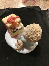 "Dreamsicles Figurine Young Pups Dk028 31/4"" H Pre-Owned"