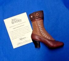 Nib Just the Right Shoe ~ Raine Willits #25034 High Buttoned Boot