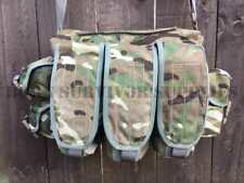 BRITISH ARMY ISSUE MTP GRAB BAG - Multicam Camo Ammo Man Shoulder Satchel Range