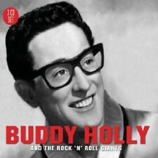 Various Artists - BUDDY HOLLY And The Rock NUEVO CD