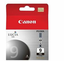 Canon Genuine (PGI-9PBK) Photo Black Ink Cartridge PIXMA Pro9500 Pro9500 Mark II