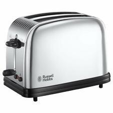 Grille-Pain Toaster Cuisson Rapide Uniforme Cuisine Acier Pratique Petit Déj