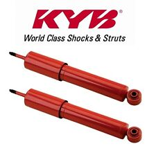 Pair Set of 2 Front Shock Absorbers KYB MonoMax 565029 fits Isuzu Nissan Pickup
