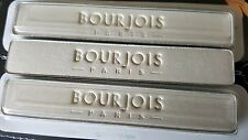 3 x Bourjois ombre eye shadow white with gold undertones maxi blanc pls read des