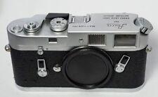 LEICA M4 Chrome 35mm camera body year 1969 - #1226793 Exc+++