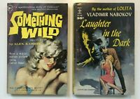 Lot 3  PULP FICTION LURID DIGEST Multiple GROUP VINTAGE TRASHY Something Wild