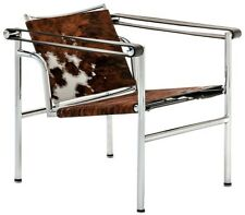 AUTHENTIC LC1 Sling Chair Cowhide - Le Corbusier Design Within Reach DWR Cassina