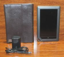 Genuine Nook Color (BNRV200) Black 7 Inch Screen Barnes & Noble 8GB With Wi-Fi!