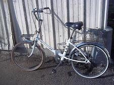 mini-vélo pliant marque PEUGEOT ancien.