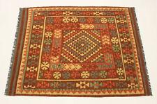 Tapis multicolores pakistanais persane/orientale traditionnelle pour la maison
