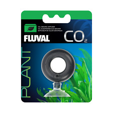 NEW Fluval CO2 Ceramic Diffuser with Suction Cup for Aquariums and Tanks