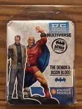 Batman Miniature Game: Jason Blood & The Demon 2nd Edition Resin