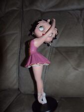 Extremely Rare! Betty Boop as Sexy Ballet Dancer Figurine Statue