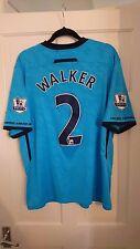 Tottenham Hotspur Spurs Kyle Walker AWAY 2013/2014 Shirt Jersey-Taglia XXL