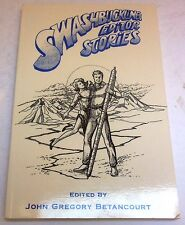 Swashbuckling Editor Stories - US anthology – Nov. 1993 – Signed by Mike Resnick