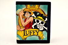 One Piece PU Leather Wallet / Monkey D. Luffy (ONP-B1B)