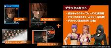 NEW PS4 DEAD OR ALIVE 6 Collector Edition JAPAN OFFICIAL IMPORT